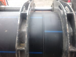 Футляр ПЭ - 100, d 630 мм.