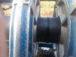 Монтаж водопровода ПЭ-100, d 63 мм., d 110 мм., d 160 мм.