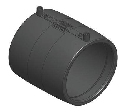 Электросва 40В-PE100 SDR11 - изображение